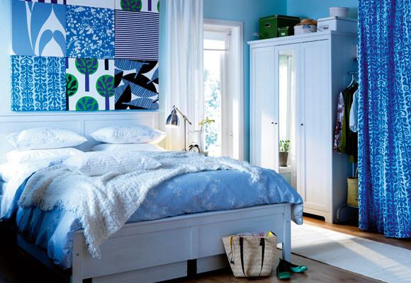 Decora tu dormitorio de color azul - Decora tu dormitorio ...